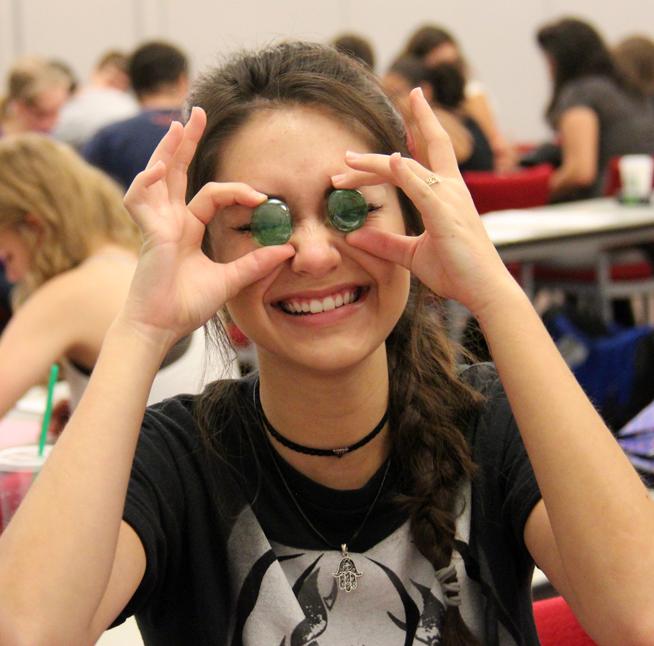 Hailey Bangert - Student of NSHS