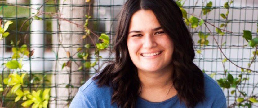 Student Spotlight: Laura Calkins, NSHS Senior and SUNSHS President