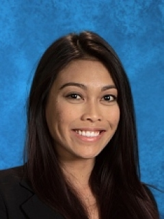 NSHS Finance and Operations Director - Erika Capulo
