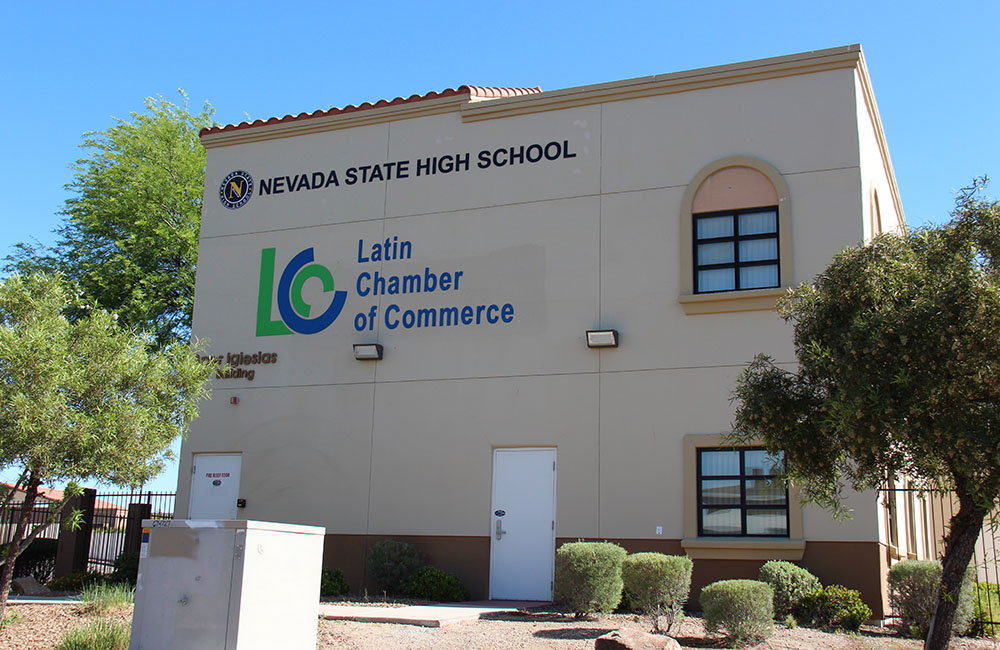 Nevada State High School-Downtown
