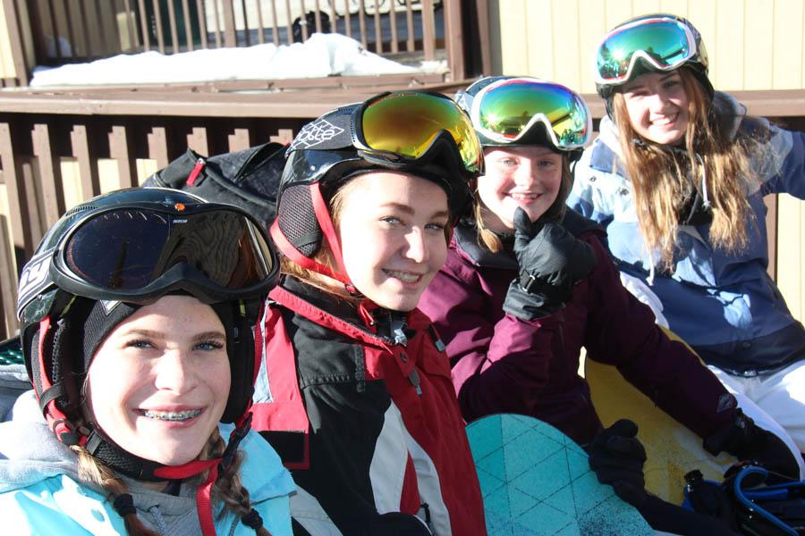 Skiing Snowboarding Nevada State High School Trip 2019