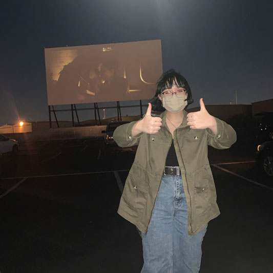 Drive-in Movie 2021 1