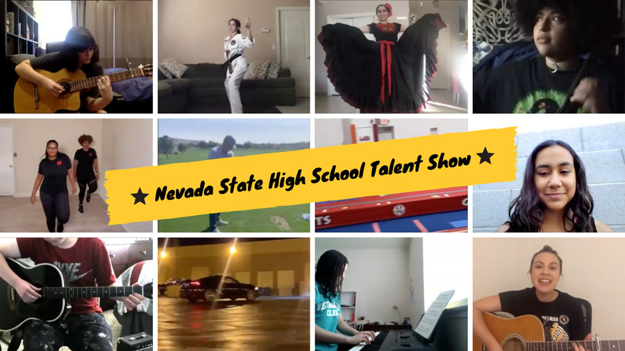 NSHS Thumbnail Talent Show