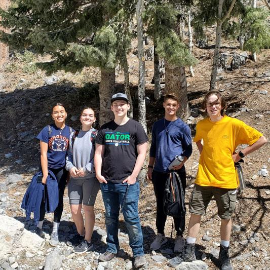 Mount Charleston Hike 2021 1