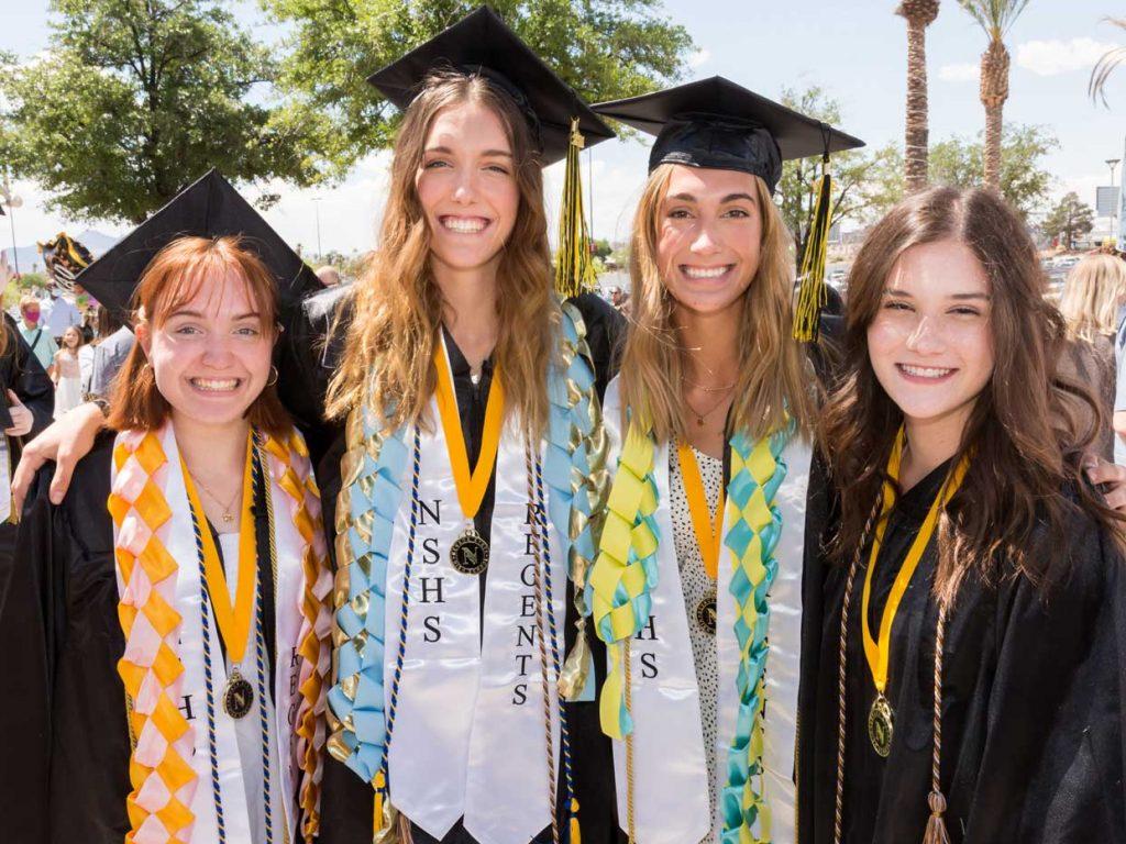 Nevada State High School Class of 2021 Graduation