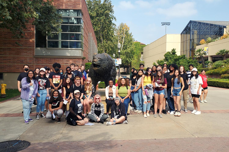 College Tour UCLA 2021