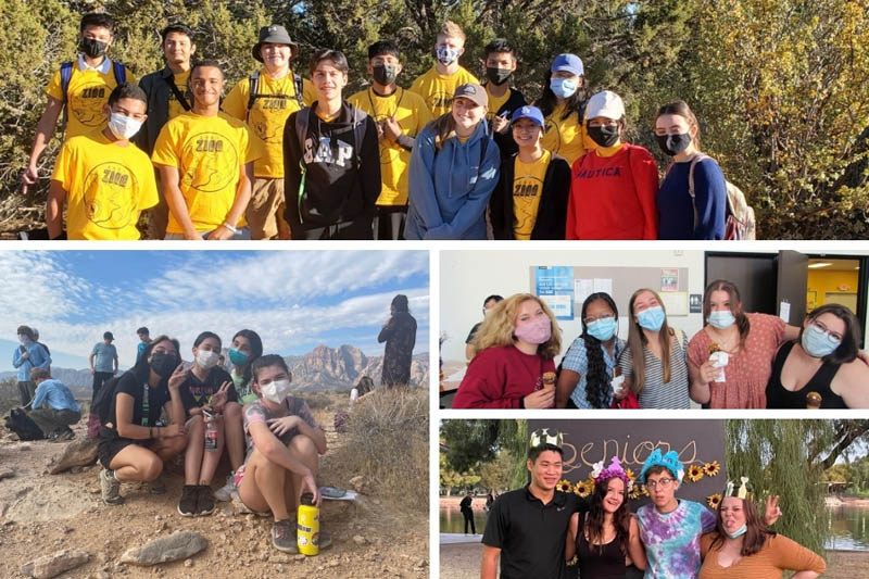 NSHS Does Zion: An Adventure to Remember